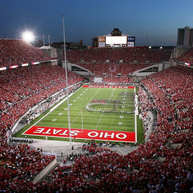 Meyer Buckeyes Not Ready Yet To Take On Virginia Tech Ohio State Buckeyes Football Ohio State Ohio State College