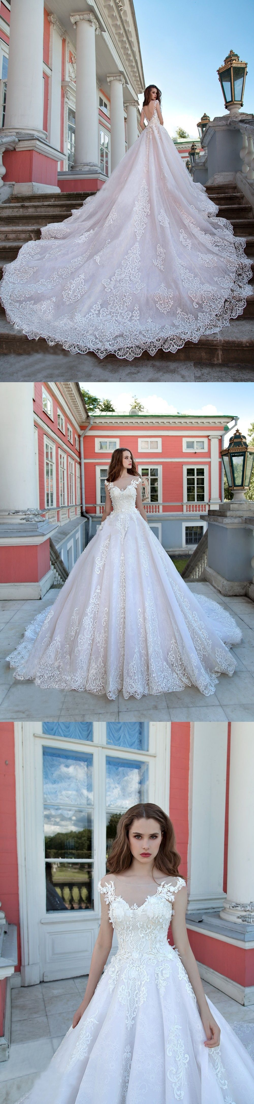 Wedding Dresses 2018 Beautiful Wedding Dresses Big Wedding Dresses Wedding Dresses Roma Backless Wedding Dress Wedding Dress Flowy Lace Ball Gown Wedding Dress