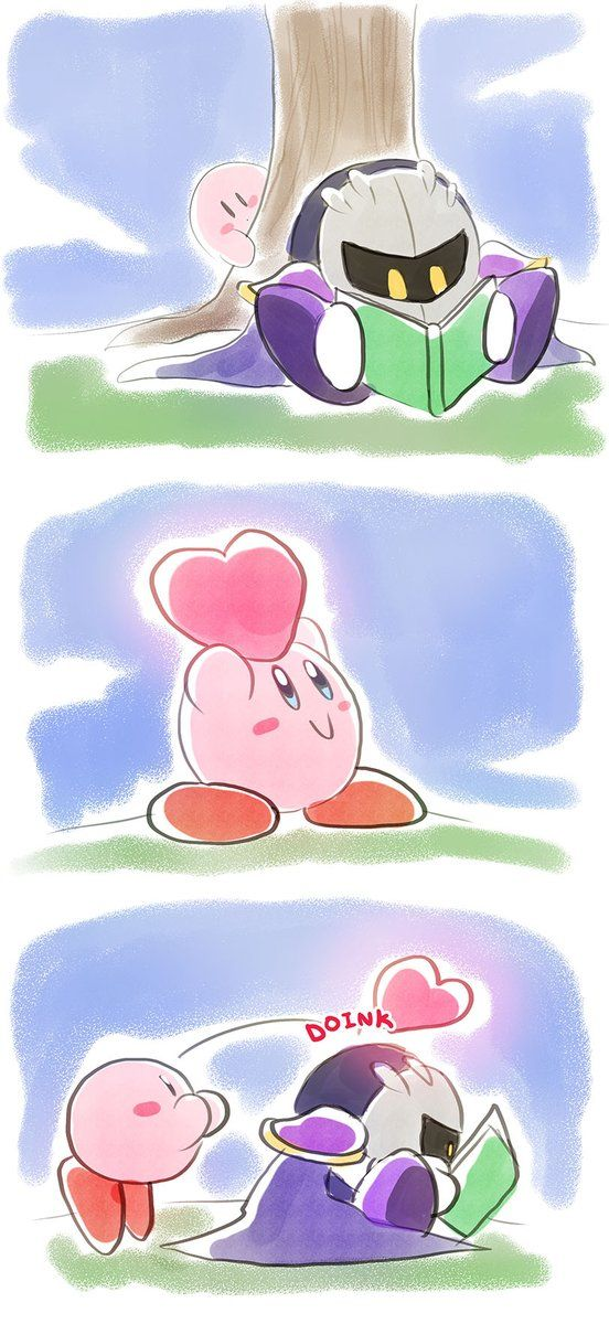 Probably Like The Third Cutscene In Kirby Star Allies