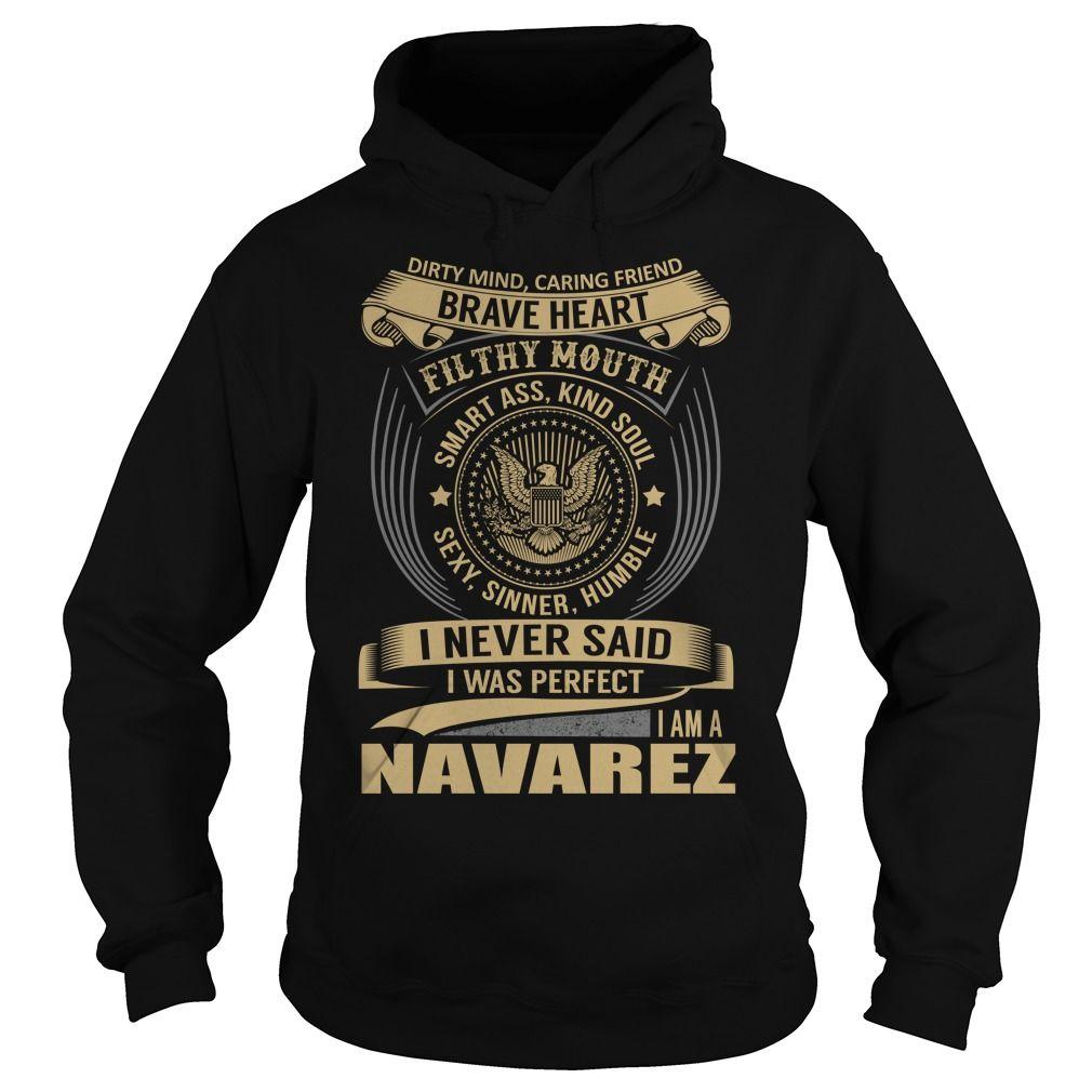 NAVAREZ Last Name, Surname T-Shirt