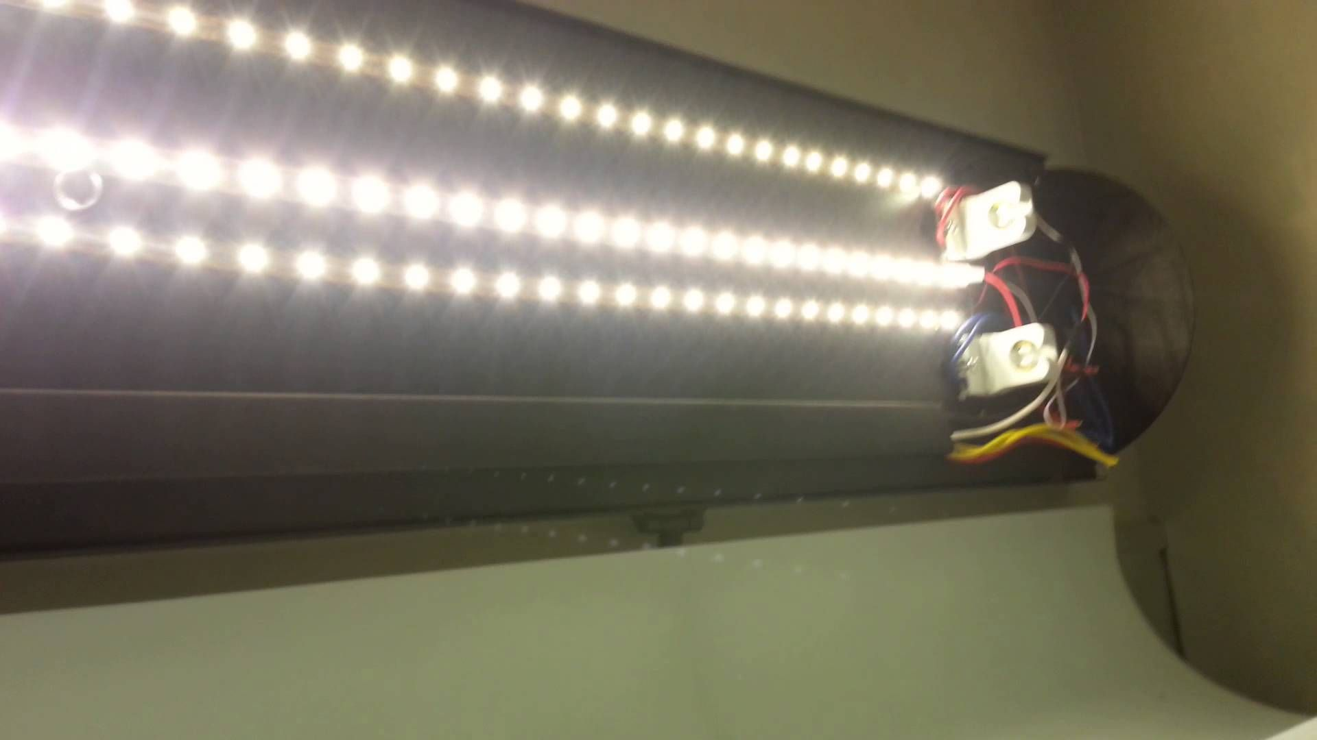 Quick Alternative To Fluorescent Light Conversion