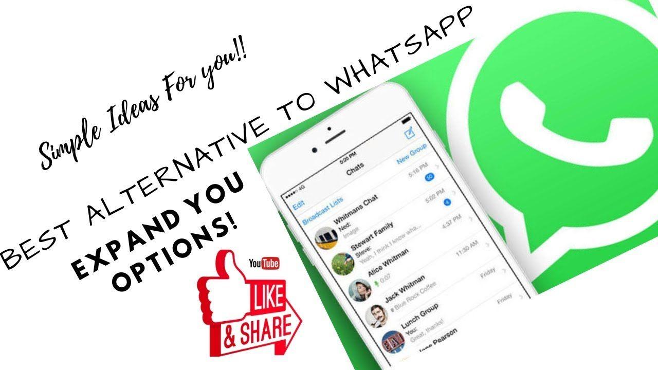 Best alternative messaging apps to WhatsApp in 2019