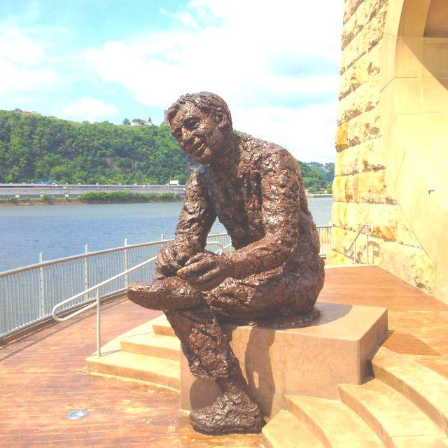 Mr Rogers Memorial Pittsburgh Photo By Linda Driscoll Fred Rogers Pittsburg Pa Pittsburgh Pa