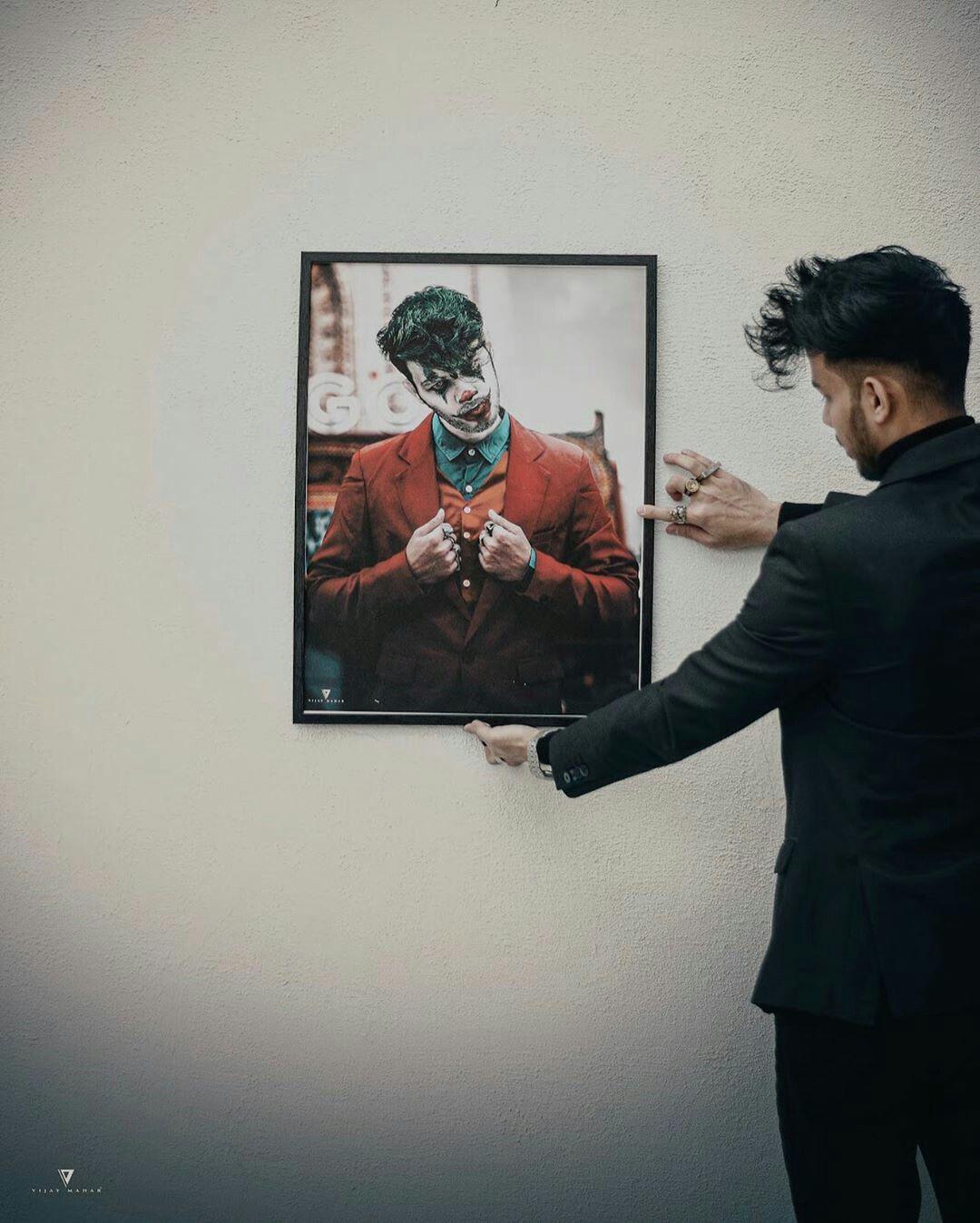 Vijay Mahar Bubbles wallpaper, Instagram, Netflix