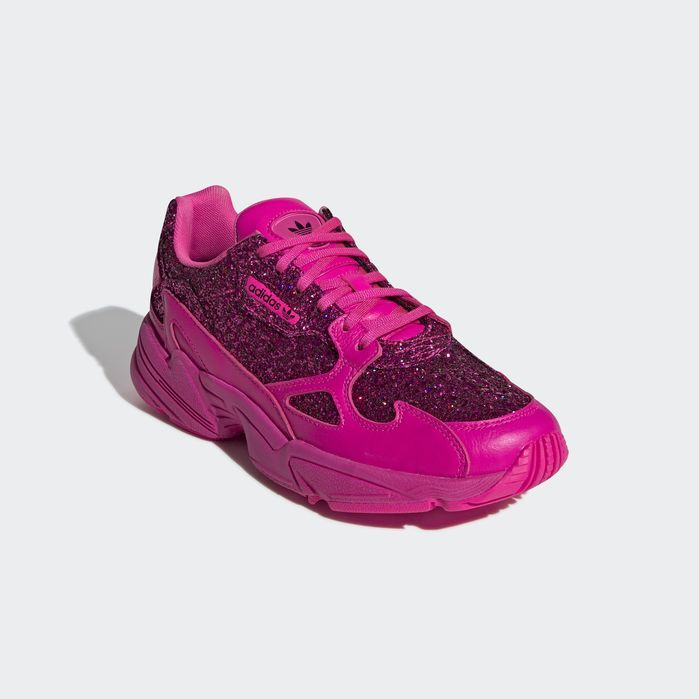 various colors a4111 7ad28 Falcon Shoes Shock Pink 10.5 Womens