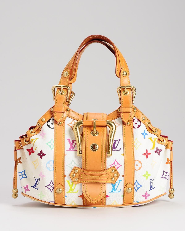 13ec4d5e7ab2 Louis Vuitton Multicolore Monogram Theda GM Handbag