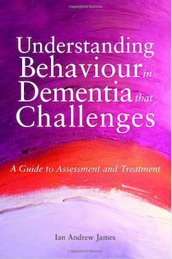 Books on dementia in the elderly