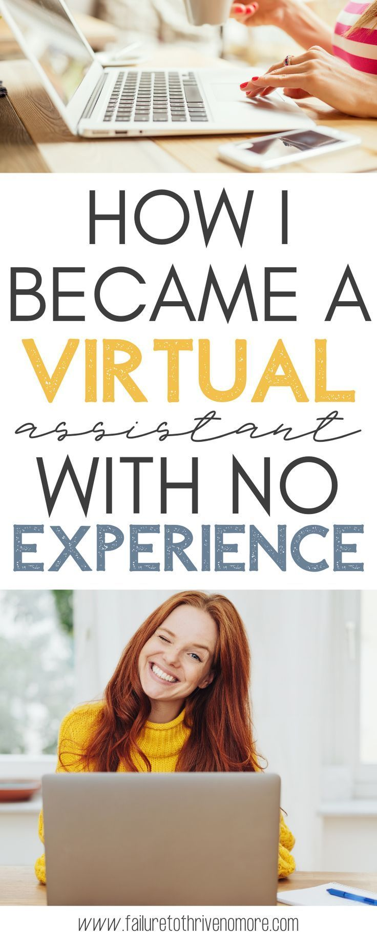 How to a Virtual Assistant with No Experience in