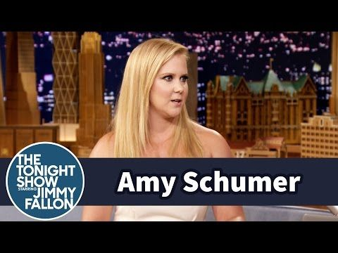 The Tonight Show Starring Jimmy Fallon Amy Schumer Harasses