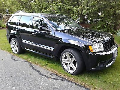 2009 Jeep Grand Cherokee SRT8 | EBay