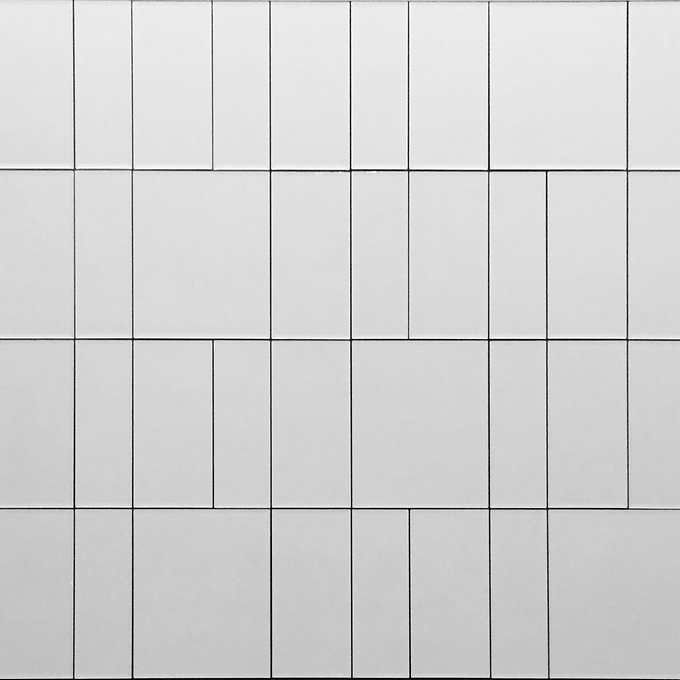 Jono Evariste Beveled Mirror Wall Tiles Design Wall Cladding Designs Exterior Wall Tiles