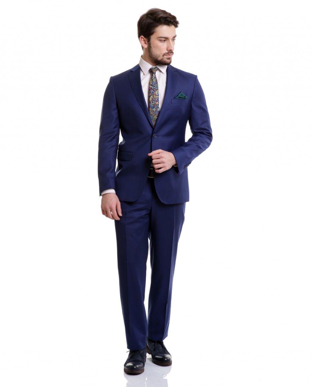 06bebbe07a9a2 Karaca Erkek Takım Elbise - Saks Mavi #gentleman #suit #takımelbise #karaca  #