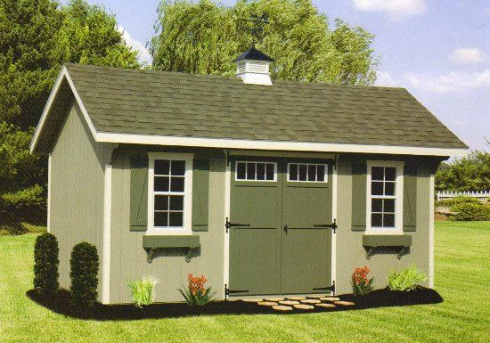 Outdoor Home Center Is One Of Leading Amish Sheds U0026 Tool Sheds Provider In  Virginia Which Also Includes Northern Virginia, Fairfax, Arlington, ...