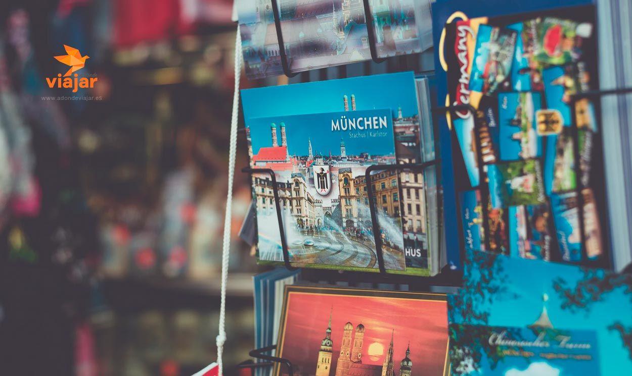 ¿Qué recuerdos comprar en los viajes?