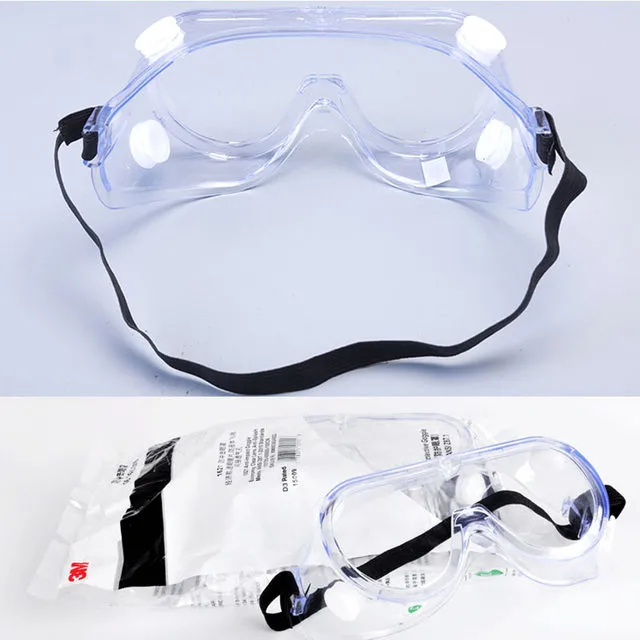 3m 1621af Safety Goggles for Splash (AntiFog) in 2020