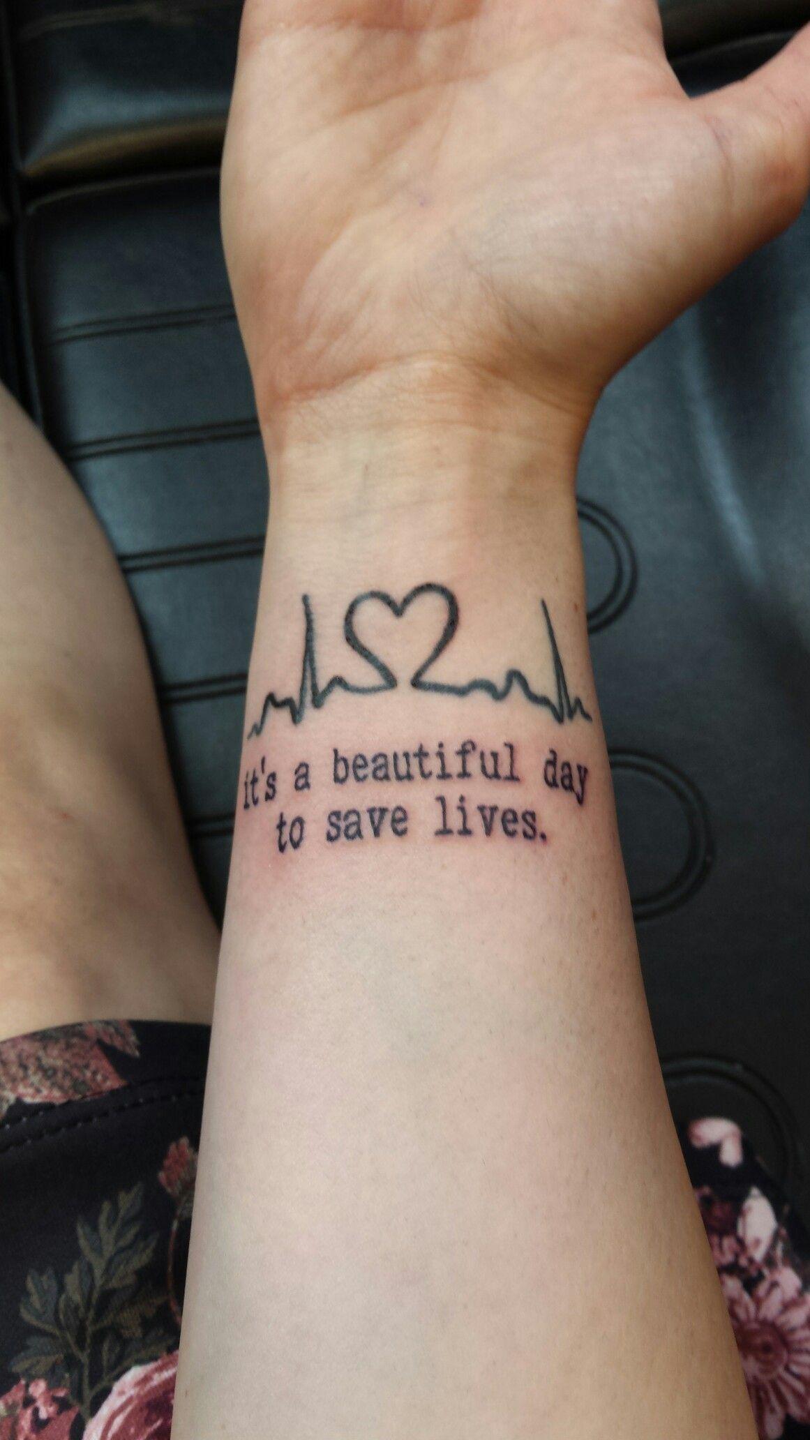 Love my nursing tattoo pinteres love my nursing tattoo buycottarizona Choice Image