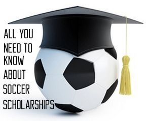 How To Get A Soccer Scholarship In The Usa Soccer Soccer Training College Soccer
