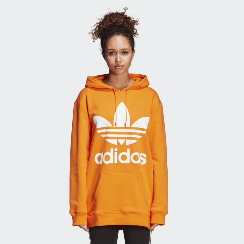 adidas women's hooded sweatshirts