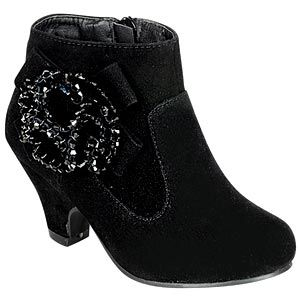 3357cb5887c little girls dressy ankle boots