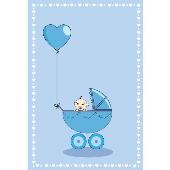 448c3fb5bc7ff Tarjetas de invitaciónes para baby shower de niño - Imagui