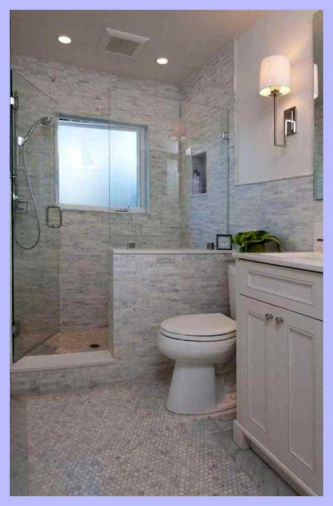 Beautiful Tiny House Bathroom Shower Design Ideas