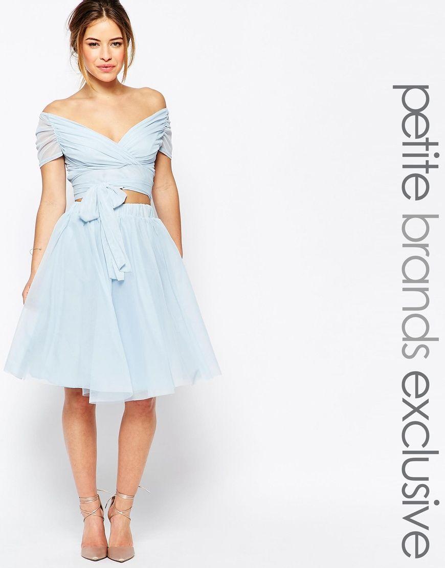 9941aeeede John Zack Petite Tulle Mini Skirt | D&D wedding | Tulle mini skirt ...