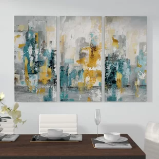 Wall Art Up To 60 Off Through 12 26 Wayfair Abstract Wall Art Painting Abstract Art Painting