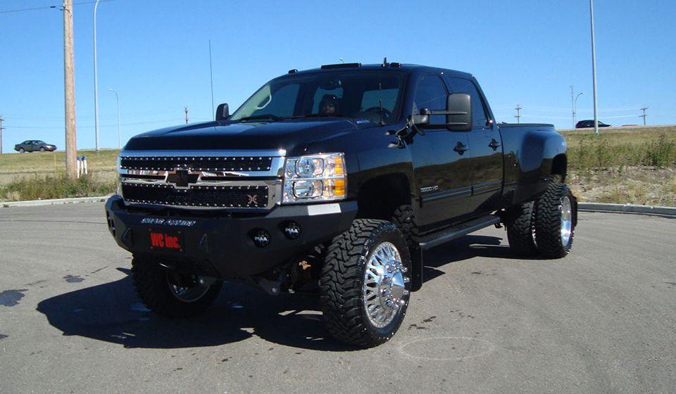 2010 Chevy Silverado 3500