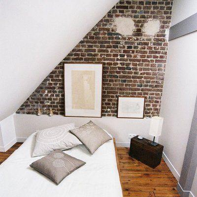 Reconversion réussie  un loft tout confort Art deco - enduit pour mur interieur