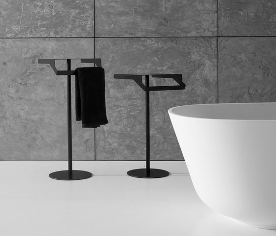 Gino by antoniolupi | Design | Pinterest | Towel rail and Towels