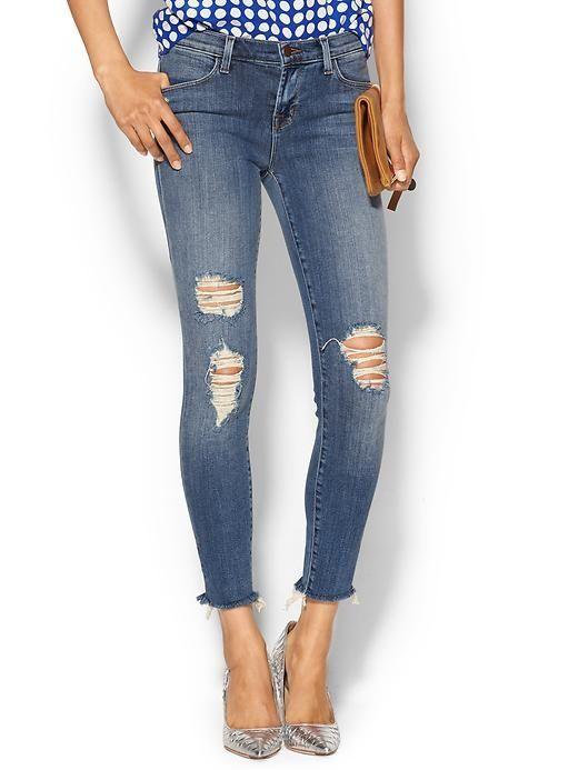 Can i still wear skinny jeans