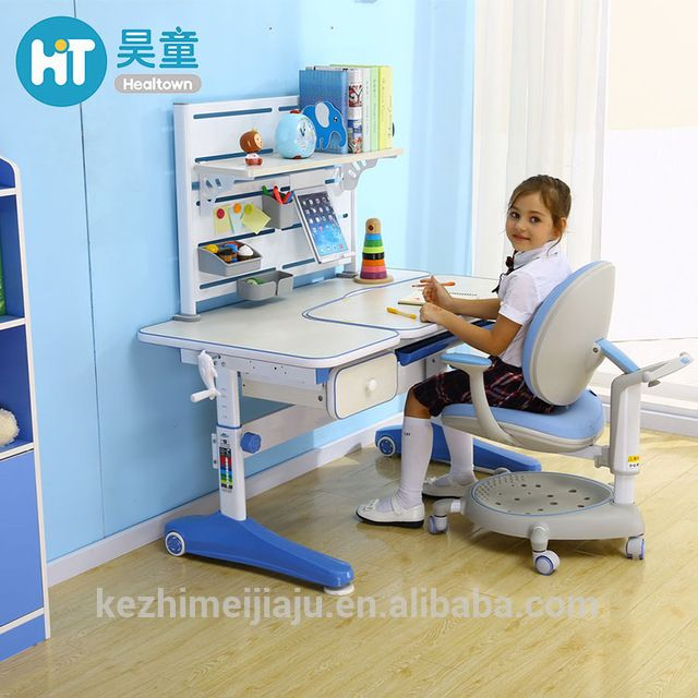 Source SIHOO New Design Multi Functional Double Bookshelf Kids Study Table  And Chair On M.