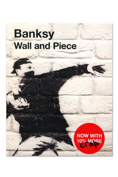 Banksy: Wall & Piece