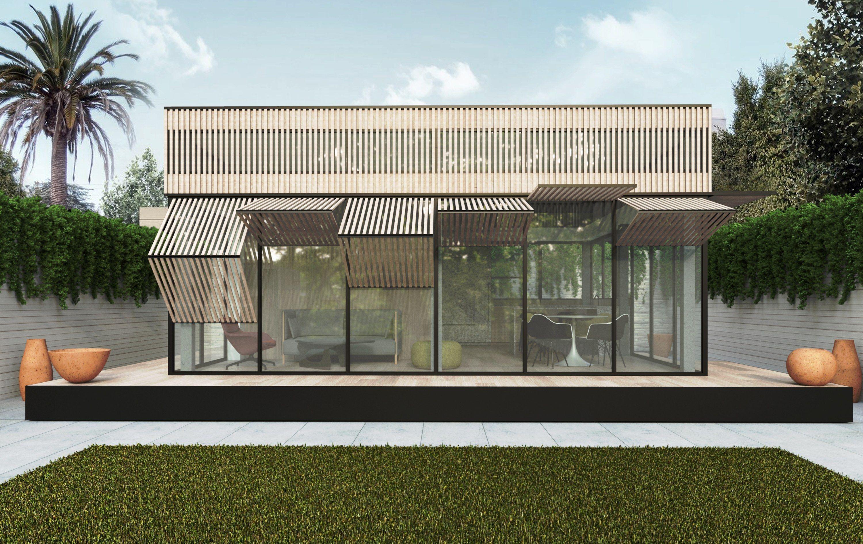 Yves behar debuts  line of beautifully designed prefab homes also rh pinterest