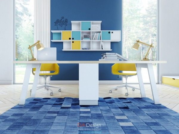 Colorful Kids Room Designs With Plenty Of Storage Space Kids - Colorful kids room designs with plenty of storage space