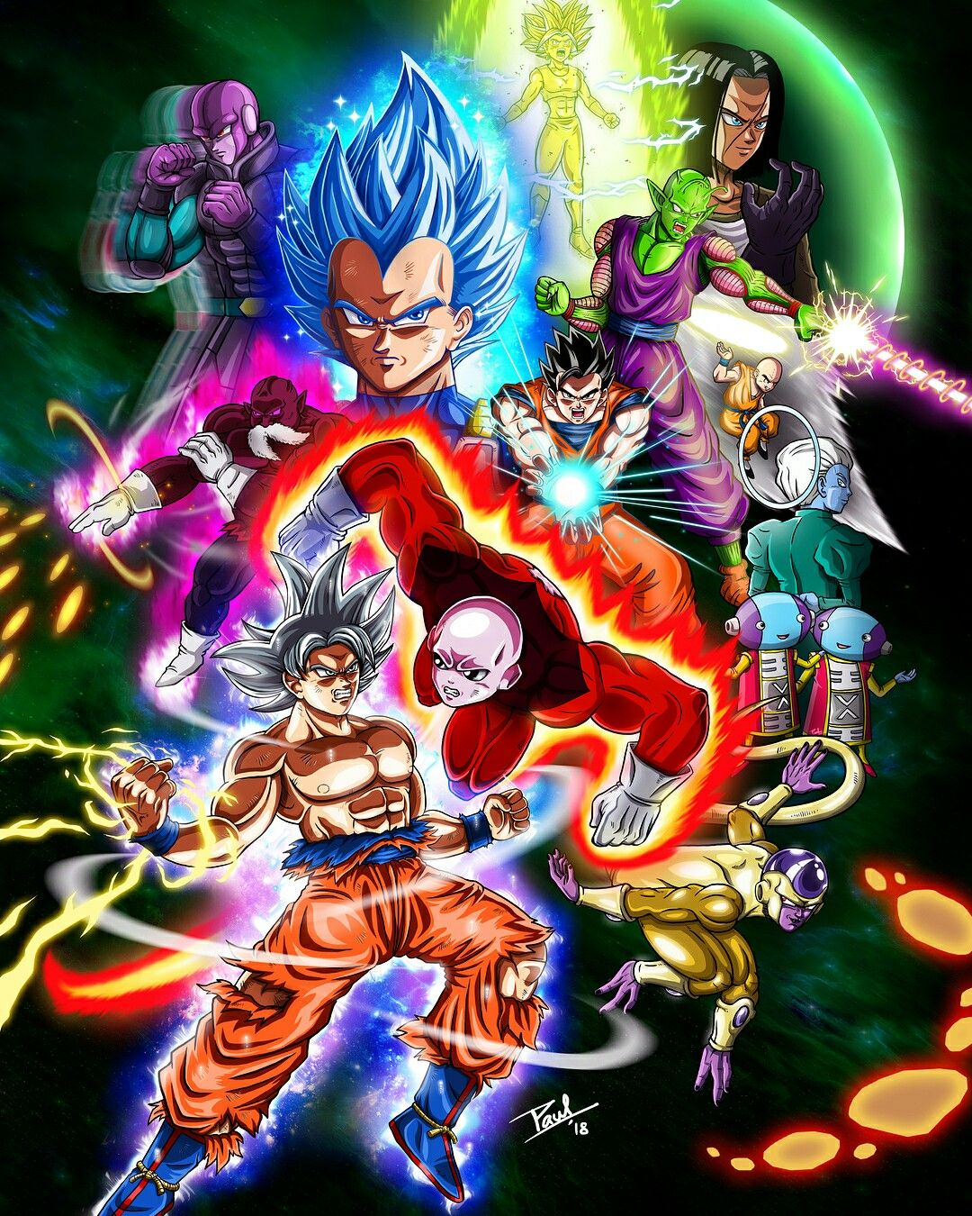 Dragon Ball Manga Tournament Of Power: Dragon Ball, Dragon E