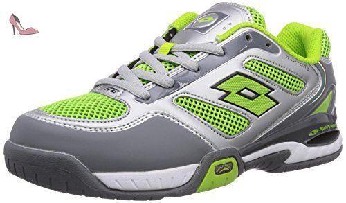 Lotto Raptor Evo II Jr Sneakers Mixte B/éb/é