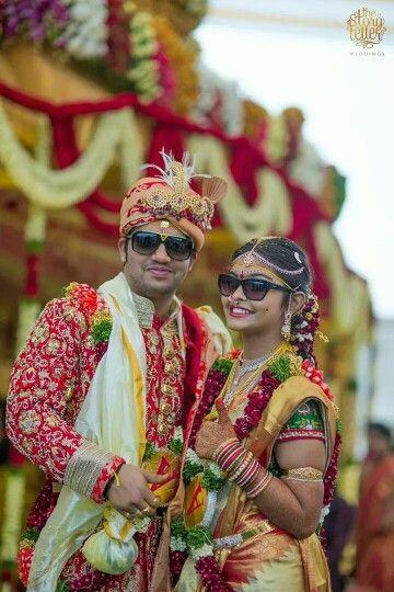 Telugu Wedding Wedding Stills South Indian Wedding Hairstyles