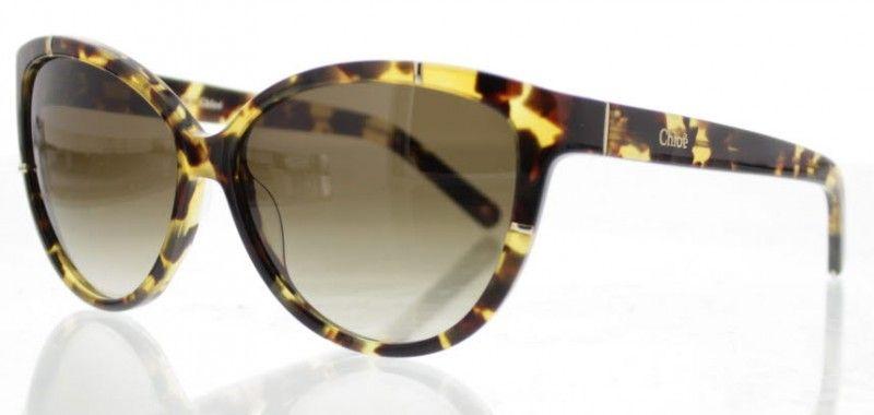 CHLOE CE620S Écaille 212 | Square sunglass, Eyewear, Sunglasses