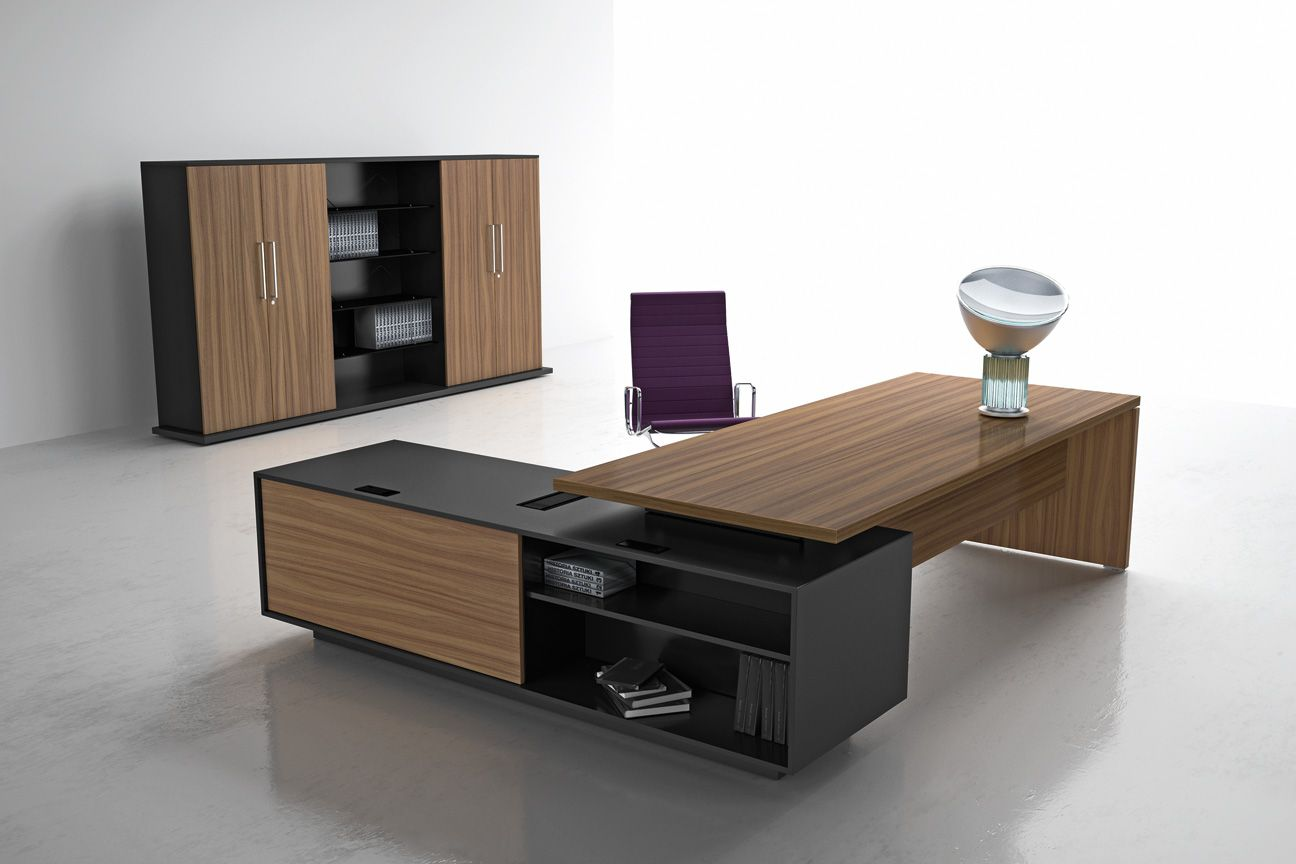 Report Bureau De Direction Sinetica Office Table Design
