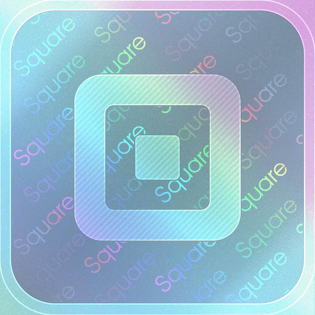 Square Wallet app icon Ios app icon, App icon, App icon