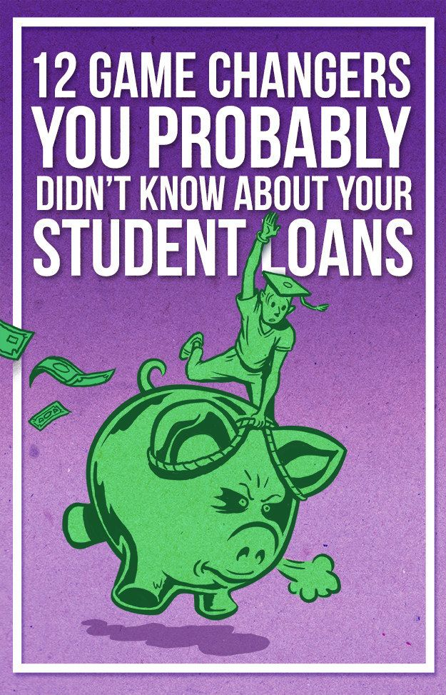 12 Game Changers You Probably Didn T Know About Your Student Loans