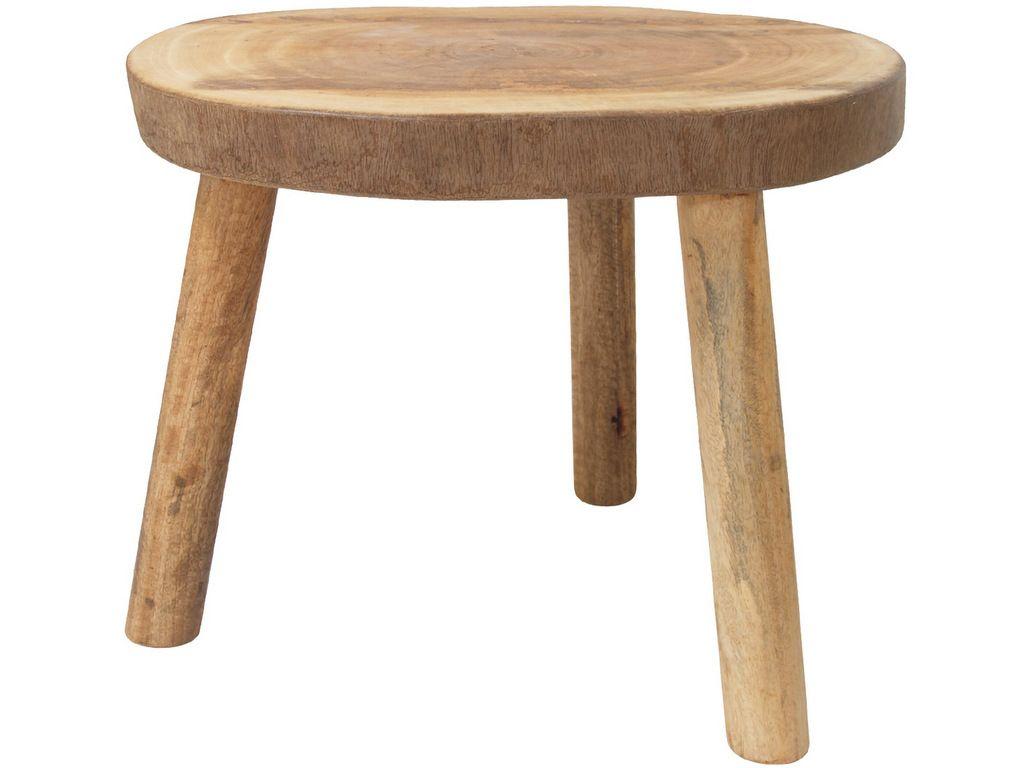 Déco kaki et gris un esprit tropical chic table basse bois
