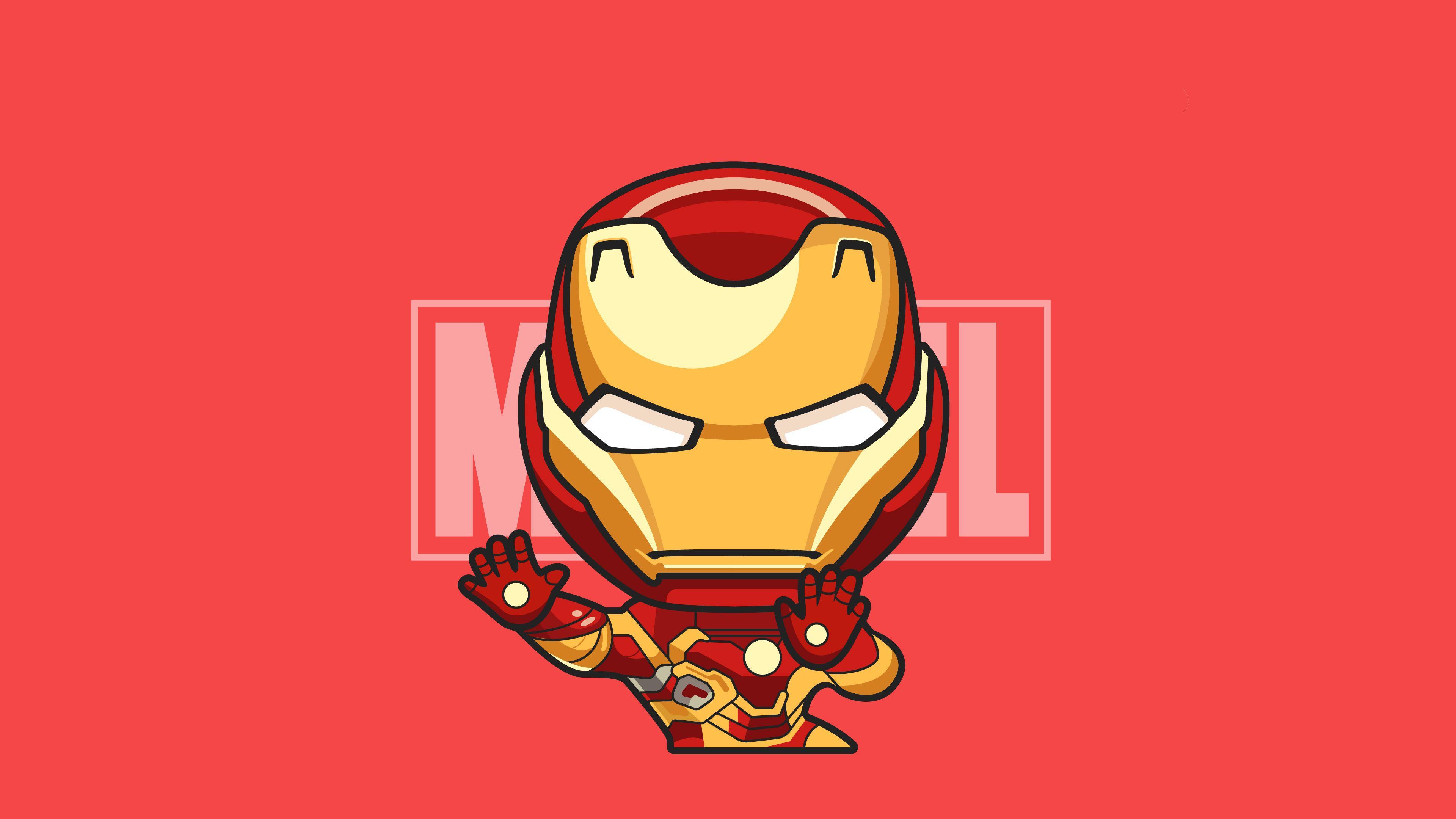 Iron Man Animated Wallpaper 4k