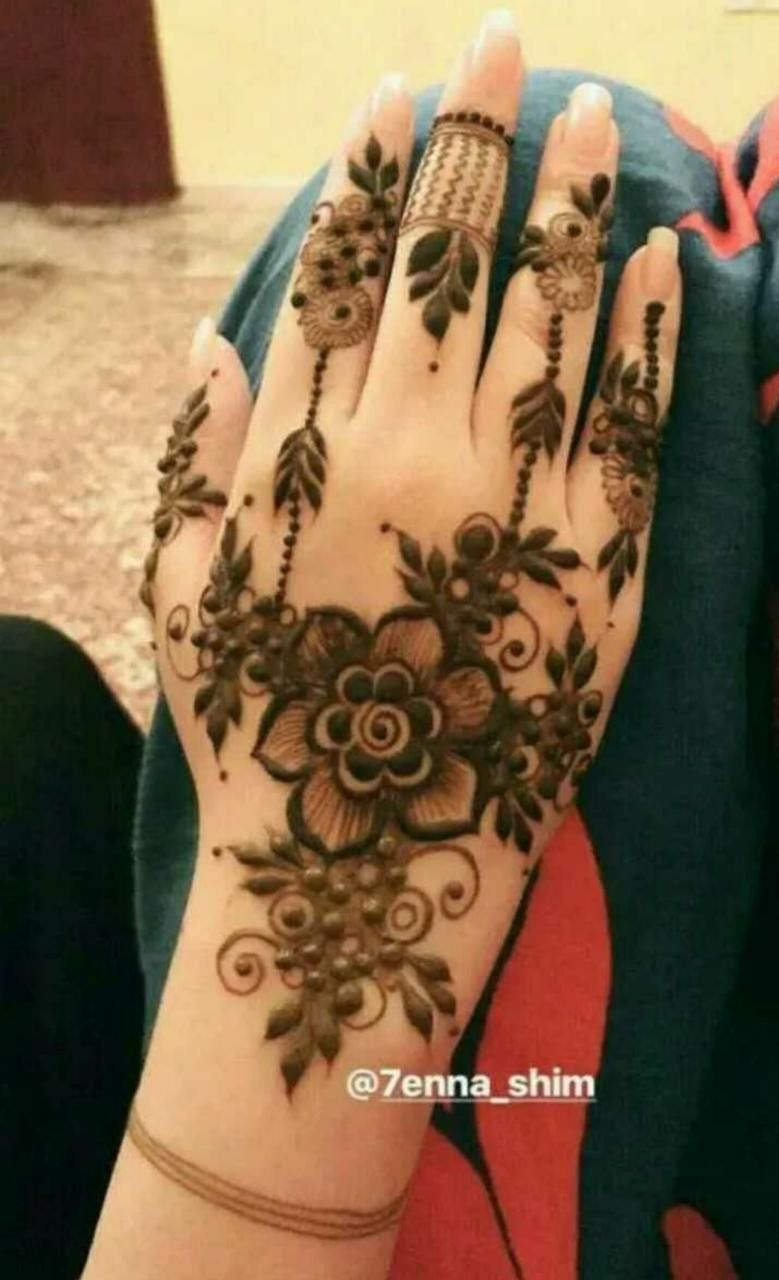 Mariya Khan Unique Mehndi Designs Henna Designs Hand Finger Henna Designs