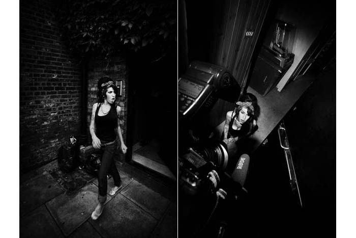Marcello Bonfanti - AMY WINEHOUSE - for Max - Rolling Stone
