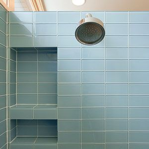 Bathroom Glass Subway Tile vapor glass subway tile | subway tiles, tile showers and glass
