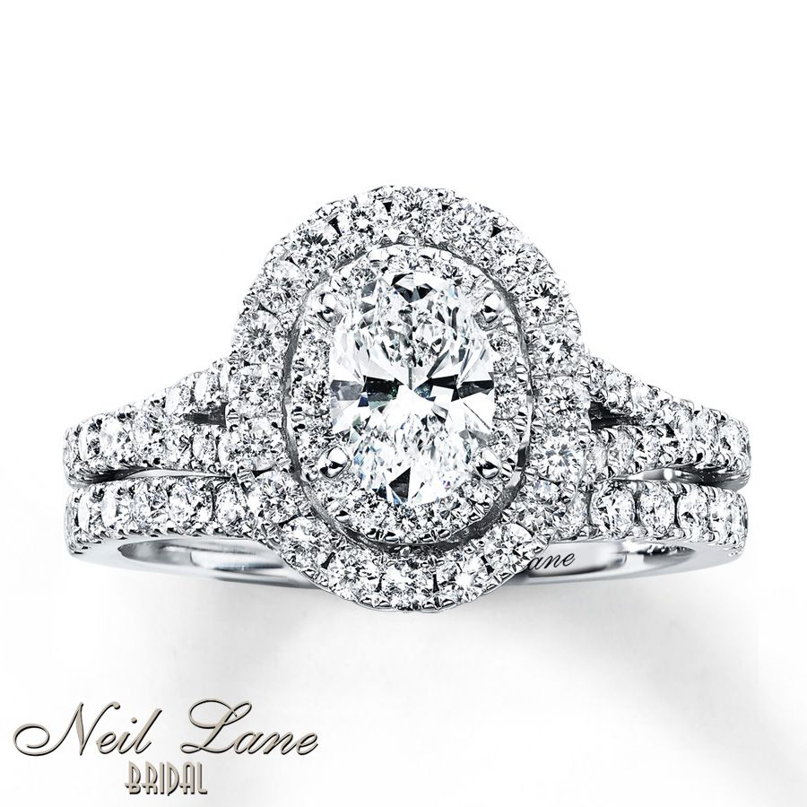 Kay Jewelers: Neil Lane Bridal® Collection. Additional Round Diamonds Grace  The Band Of