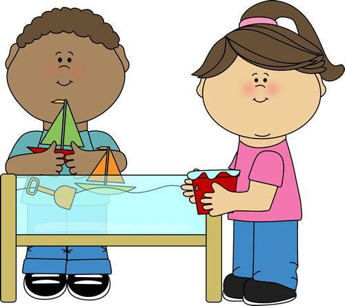 Church Nursery Pictures Google Search: Sensory Table Clipart - Google Search