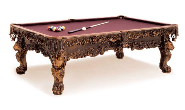 Handmade Billiard Table Selection Order Now Pharaoh - Handmade pool table